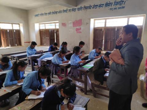 सुन्दरी देवी  मा. वि. बिद्यालय , डाँडाबास